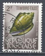 Togo 1965. Scott #J57 (U) Shell, Marginella Faba * - Togo (1960-...)