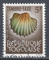 Togo 1964. Scott #J60 (U) Shell, Costate Cockle * - Togo (1960-...)