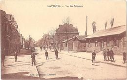Dépt 62 - LAVENTIE - Rue Des Clinques - Animée - Édit. Couttenier, Laventie - Laventie