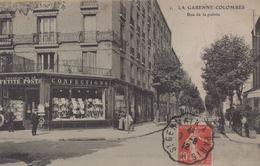 La Garenne Colombes : Rue De La Pointe - La Garenne Colombes