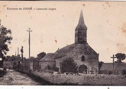 22-ENVIRONS DE JUGON- LESCOUET-JUGON - Jugon-les-Lacs