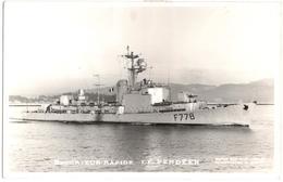 Escorteur Rapide Le Vendéen - & Boat - Warships