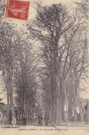 CONFOLENS - Promenade De Blossac - Confolens