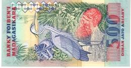 Madagascar P.72 2500  Francs  1993 Unc - Madagascar