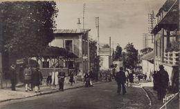 Le Plessis Robinson : Rue De Malabry - Le Plessis Robinson