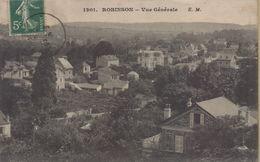 Le Plessis Robinson : Vue Générale - Le Plessis Robinson