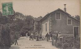 Le Plessis Robinson : Poste Forestier De L'Obélisque - Le Plessis Robinson