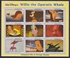 2163  WALT DISNEY  DOMINICA - Disney