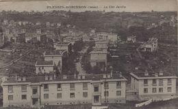 Le Plessis Robinson : La Cité Jardin - Le Plessis Robinson