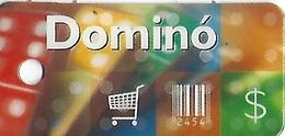 Feira Nova+Pingo Doce Hiper Supermarket - Customer Loyalty Mini Card Dominó - Portugal - Unclassified