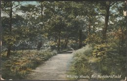 Whitley Woods, Near Huddersfield, Yorkshire, 1916 - Magalden Series Postcard - Other