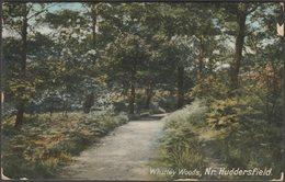 Whitley Woods, Near Huddersfield, Yorkshire, 1916 - Magalden Series Postcard - England
