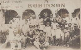 Le Plessis Robinson : A Robinson - Le Plessis Robinson