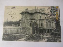 Cpa BILLANCOURT (92) Sanatorium - France