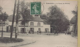 Le Plessis Robinson : La Ferme De Malabry - Le Plessis Robinson