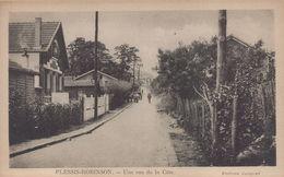 Le Plessis Robinson : Une Rue De La Côte - Le Plessis Robinson