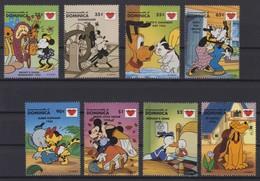 2166  WALT DISNEY  DOMINICA - Disney