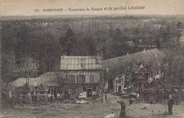 Le Plessis Robinson : Panorama De Sceaux Et Du Pavillon Lafontaine - Le Plessis Robinson