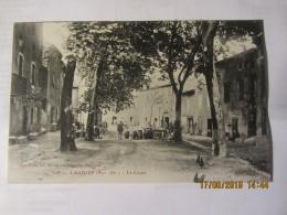 Cpa CAUDIES (66)  Le Cours - France