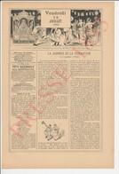 2 Scans 1893 La Journée De La Fédération (1790) Fédérés Orgue Orchestre Limonaire De Ferrières 216CH21 - Unclassified