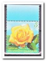 Thailand 2016, Postfris MNH, Symbol Of Love, Flowers, Roses - Thailand