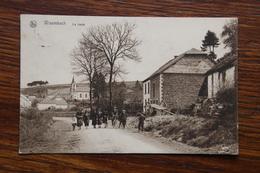 Wisembach (Province Luxembourg, Belgique), La Route (Fauvillers, Bodange, Martelange) - Fauvillers