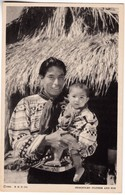 CP801 A Century Of Progress, 1933 Illionis Chicago 222. Seminoles Father And Son - Chicago