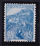 MONACO PO 30 Xx 1ère Série Des Orphelins. Cote 85 €. Bien Centré. Prix 15 € - Monaco