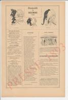 2 Scans 1893 Chevaux De Bois Manège Orgue Orchestre Limonaire Moine Bourru Rupt Bouc Animal éléphant  216CH21 - Unclassified