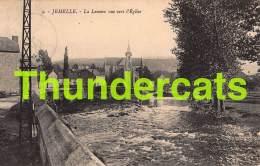 CPA JEMELLE LA LOMME VUE VERS L'EGLISE - Rochefort