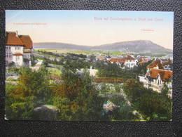 AK SONDERSHAUSEN  1923 Gebühr Bezahlt //  D*32379 - Sondershausen