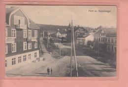 OLD  POSTCARD   SWEDEN - PARTI AV MALMBERGET - Zweden