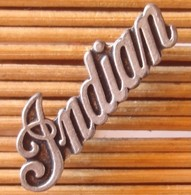 Pin's Logo Indian, Pins Pin. - Motorbikes