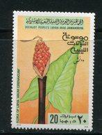 LIBYE- Y&T N°772- Neuf Sans Charnière ** - Végétaux