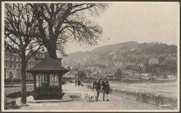 Promenade, Minehead, Somerset, 1947 - Judges Photogravure Postcard - Minehead