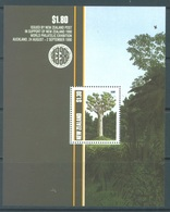 NEW ZEALAND - MNH/** - 1990 - TREE - Yv Bloc 65 Mi Bl 17 SG MS1515 Sc 959a - Lot 17166 - Blocs-feuillets