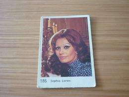 Sophia Loren Old Greek MELO '70s Game Trading Card - Trading Cards
