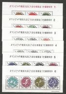 JAPON - Blocks & Sheetlets