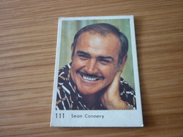 Sean Connery Old MELO Greek '70s Game Trading Card - Trading Cards