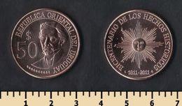 Uruguay 50 Pesos 2011 - Uruguay