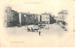 (51) Marne - CPA - Châlons-sur-Marne - Place De La République - Châlons-sur-Marne