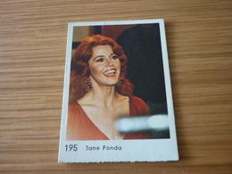 Jane Fonda Old MELO Greek '70s Game Trading Card - Trading Cards