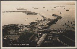 The Pockets, Gibraltar, C.1920s - RP Postcard - Gibraltar