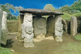 Estatua Antropologica - Cultura San Agustin - Colombia
