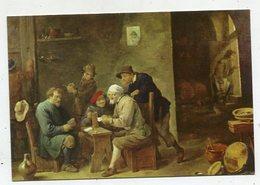 PAINTING - AK 326150 D. Teniers - I Giocatori Di Carte - Paintings