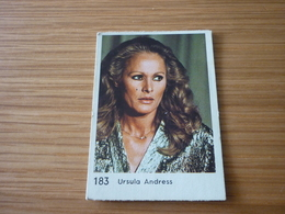 Ursula Andress Old MELO Greek '70s Game Trading Card - Trading Cards