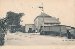 54) LONGWY : Belle Vue - Tramway - 1903 - Longwy