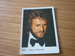 Steve McQueen Old MELO Greek '70s Game Trading Card - Trading Cards