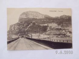 Gibraltar. - The Rock. - Gibraltar
