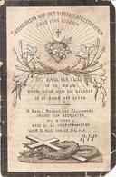 DP.RAMANIA ELLE ° DIXMUDE 1857 - + 1881 - Godsdienst & Esoterisme